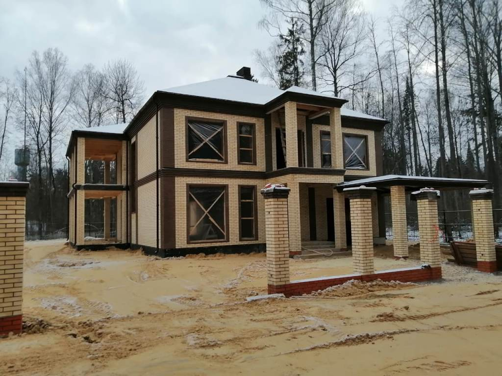 строительство домов йошкар ола