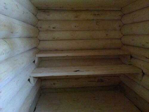 деревянная баня 4.5х5.5 (1)