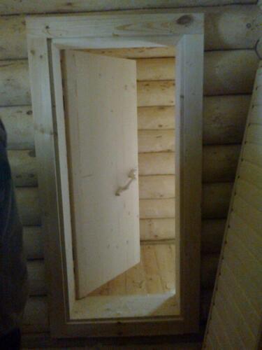 деревянная баня 4.5х5.5 (2)