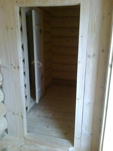 деревянная баня 4.5х5.5 (3)