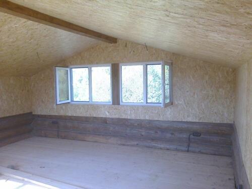 деревянная баня 6х6 (1)