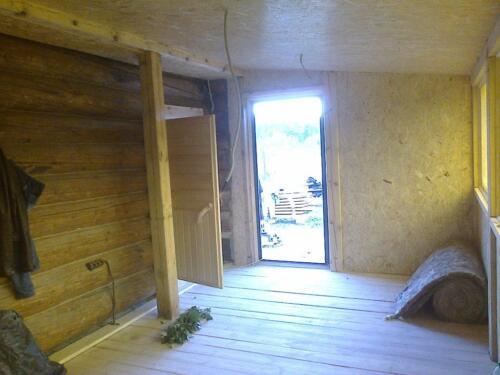 деревянная баня 6х6 (6)