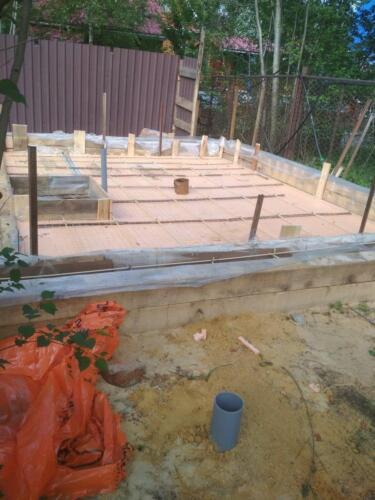 строительство бани 8