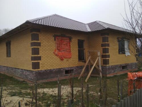крыша из металлочерепицы 6