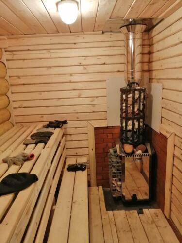 строительство бани 24