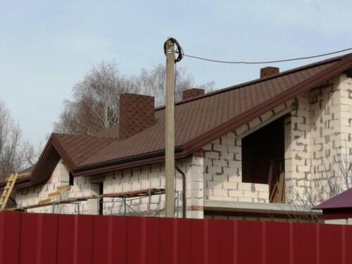 кирпичный дом 19