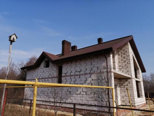 кирпичный дом 5