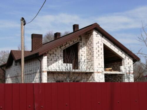 кирпичный дом 1