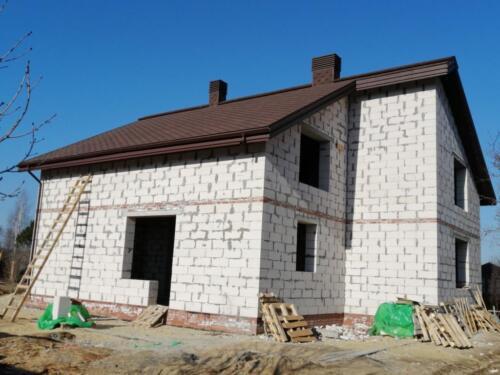 кирпичный дом 2